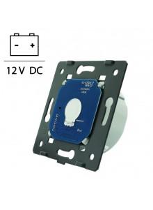 Wkład pojedynczego włącznika dotykowego LIVOLO WW-C701C 12-24V DC