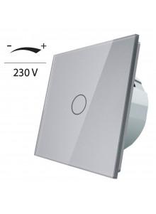 Ściemniacz dotykowy pojedynczy LIVOLO VL-C701D | Szary