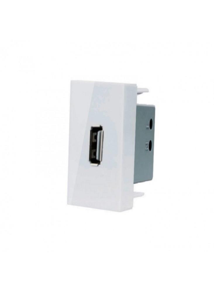 USB LIVOLO | Biały