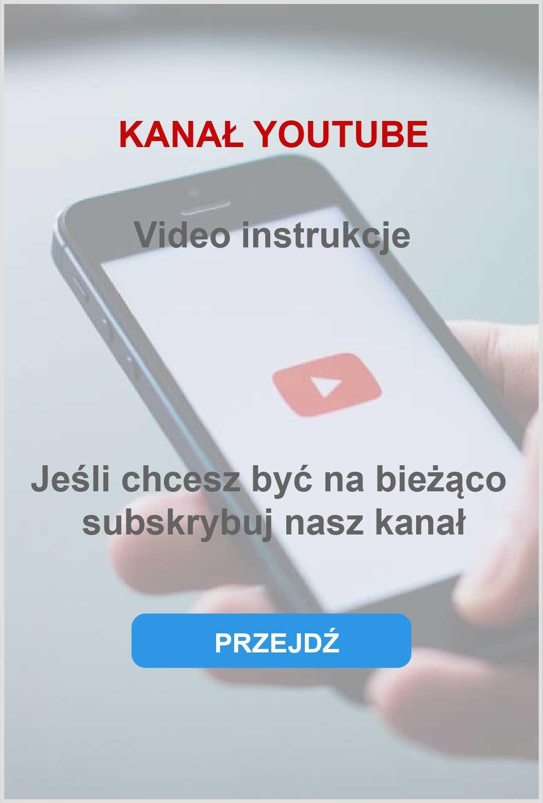 Oficjalny kanał YouTube sklepu Livolo