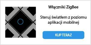 Włączniki dotykowe LIVOLO WiFi ZigBee